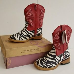 "Roper Infant ""Wear the West"" Boots"